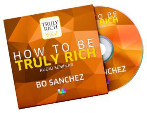 TRC How To Be Truly Rich Audio Seminar